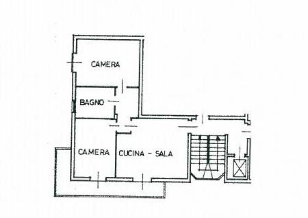 L Angolo Della Ceramica Costabissara.Vendita Appartamento Costabissara Bilocale Buono Stato Primo