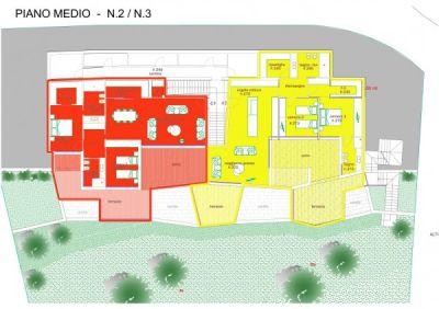 planimetria Appartamento Vendita Cremia