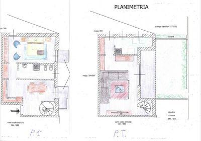 planimetria Appartamento Vendita Cremona