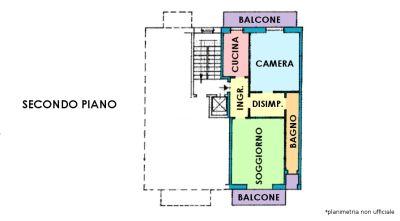 planimetria Appartamento Vendita Domodossola