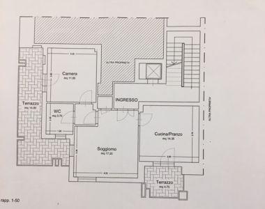 planimetria Appartamento Vendita Empoli