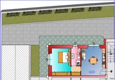 planimetria Appartamento Vendita Entracque