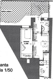planimetria Appartamento Vendita Firenze