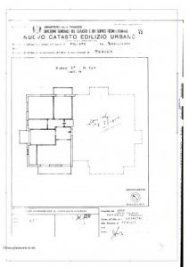 foto Planimetria appartamento Quadrilocale via basilicata, 16, Foligno