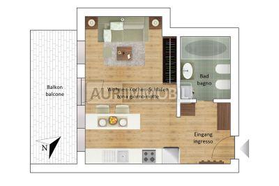 planimetria Appartamento Vendita Gais
