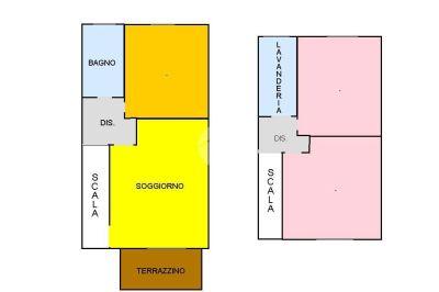 planimetria Appartamento Vendita Gallarate