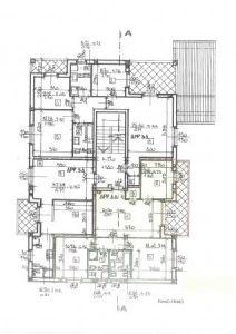 planimetria Appartamento Vendita Galliate
