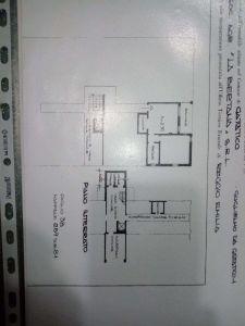 planimetria Appartamento Vendita Gattatico