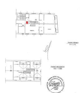 planimetria Appartamento Vendita Gorgonzola