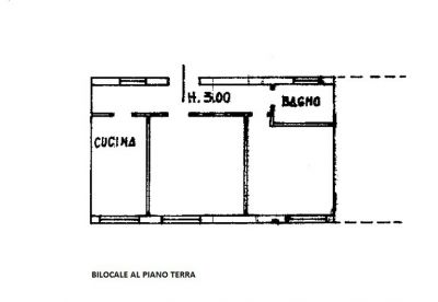 planimetria Appartamento Vendita Gozzano