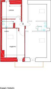 planimetria Appartamento Vendita Gressoney-La-Trinitè