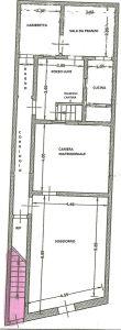 planimetria Appartamento Vendita Grottaglie
