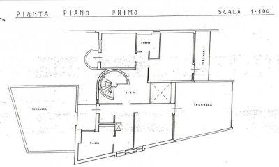 planimetria Appartamento Vendita Impruneta
