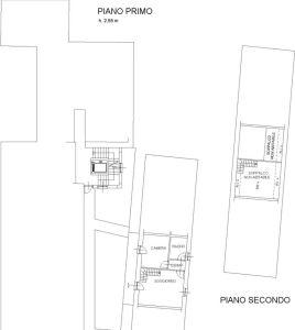 planimetria Appartamento Vendita Issime