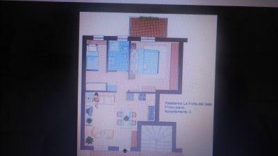 planimetria Appartamento Vendita Jesi