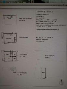 planimetria Appartamento Vendita La Salle