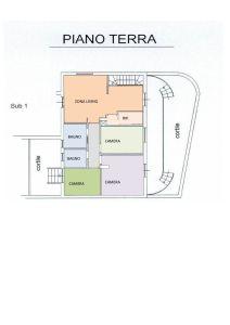 planimetria Appartamento Vendita Maddaloni