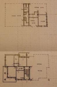 planimetria Appartamento Vendita Magliano Alpi
