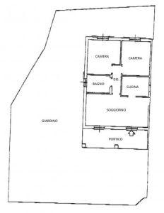 planimetria Appartamento Vendita Magreglio