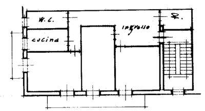 planimetria Appartamento Vendita Manfredonia