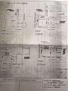 planimetria Appartamento Vendita Mango