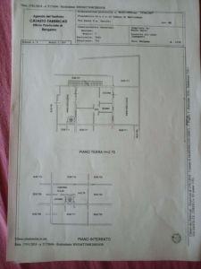 planimetria Appartamento Vendita Martinengo