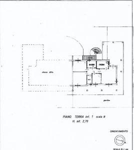 planimetria Appartamento Vendita Martinsicuro