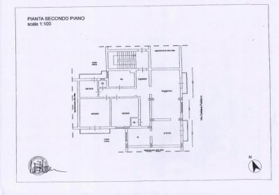 foto  Appartamento via Polidoro Caldara, Messina