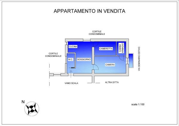 foto  Trilocale via Palermo 258, Messina