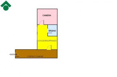 planimetria Appartamento Vendita Minori