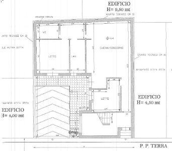 planimetria Appartamento Vendita Misterbianco