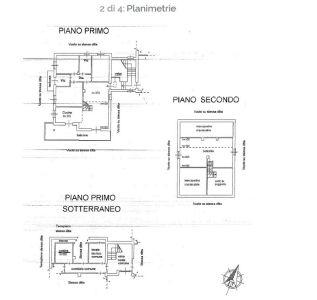 planimetria Appartamento Vendita Mondovì