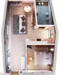 planimetria Appartamento Vendita Monforte d'Alba