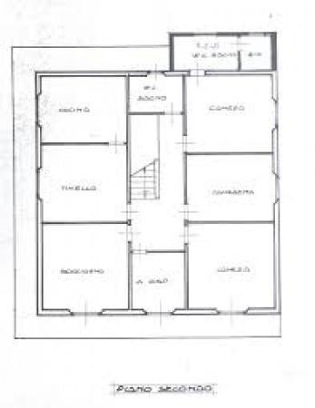 foto planimetria appartamento Appartamento piazza Matteotti, 17, Monsano