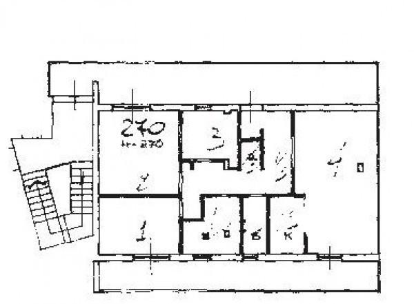 foto  Appartamento viale Baccelli 33, Montecatini-Terme