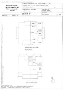 planimetria Appartamento Vendita Montesilvano