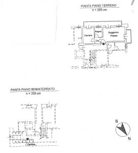 planimetria Appartamento Vendita Morgex