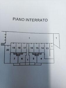 planimetria Appartamento Vendita Mornico al Serio