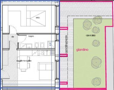 planimetria Appartamento Vendita Musso