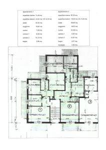 planimetria Appartamento Vendita Nebbiuno