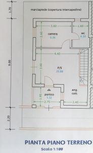 planimetria Appartamento Vendita Nerola