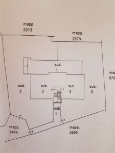 planimetria Appartamento Vendita Novedrate