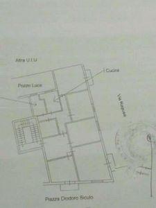 planimetria Appartamento Vendita Palermo