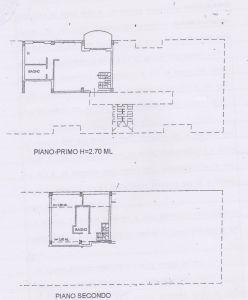 planimetria Appartamento Vendita Perugia