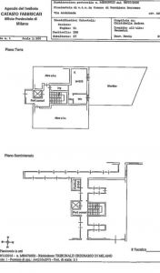 planimetria Appartamento Vendita Peschiera Borromeo