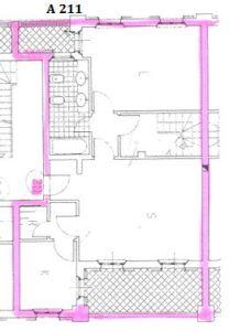 planimetria Appartamento Vendita Pieve Emanuele