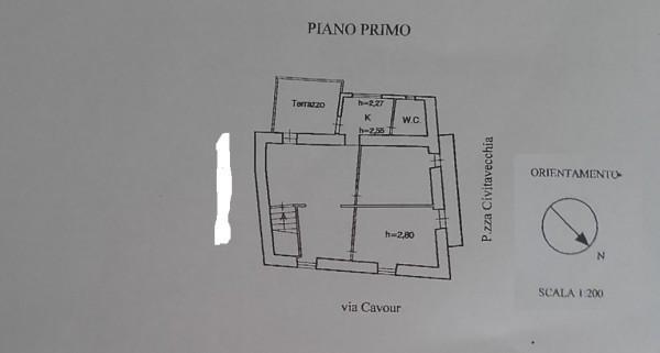foto  Quadrilocale via Camillo Benso di Cavour, Poggio Mirteto