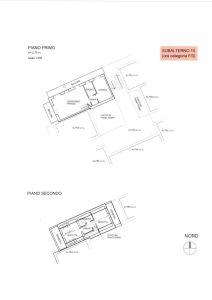 planimetria Appartamento Vendita Ponte in Valtellina
