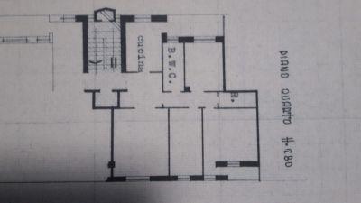 planimetria Appartamento Vendita Pordenone