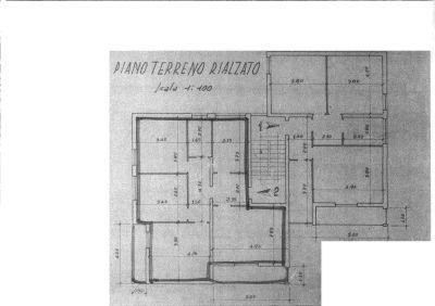 planimetria Appartamento Vendita Pradalunga